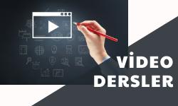 video-dersler